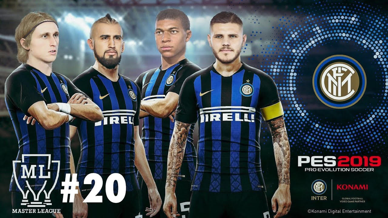 huge selection of 4d01d 6eb8c VICTORIOUS THIRD KIT! PES 2019 - INTER MILAN MASTER LEAGUE [PART 20]