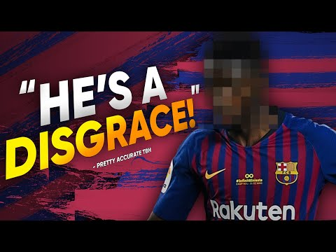 BARCELONA STAR RUINING HIS CAREER?! | The Comments Show