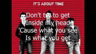 [1.95 MB] 08. I Am What I Am (It's About Time) Jonas Brothers (HQ + LYRICS)