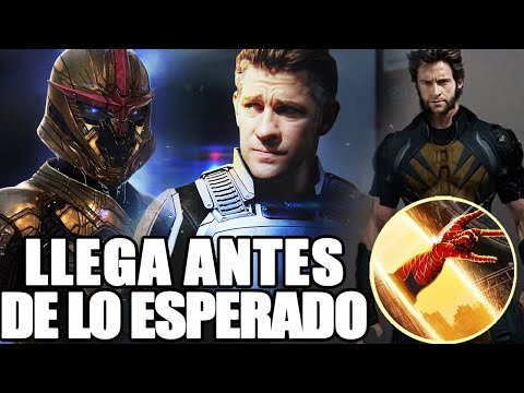 ¡LLEGA ANTES! Nuevos superhéroes llegan al UCM, John Krasinski en pláticas con Marvel y Wolverine