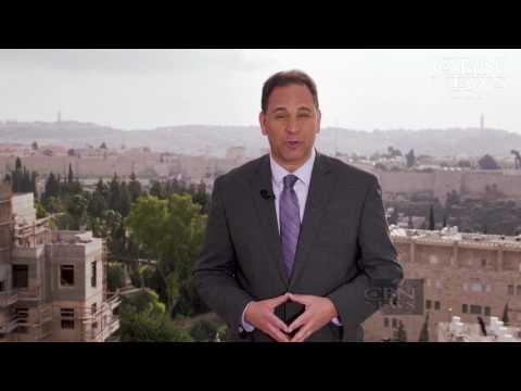 Jerusalem Dateline: 5/26/17 Excavation Reveals Jerusalem Road Where Jesus Walked