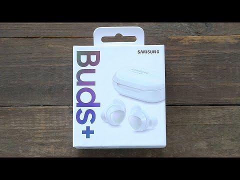 Samsung Galaxy Buds+ (Обзор)
