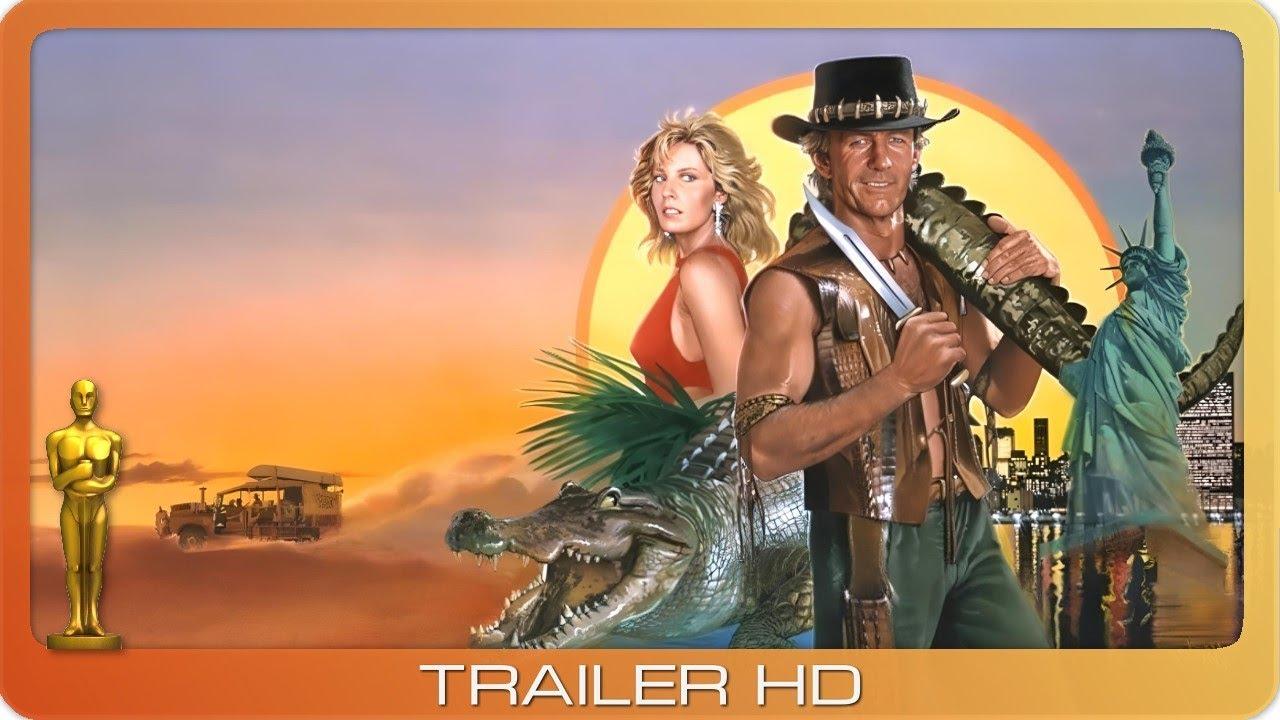 Crocodile Dundee Ein Krokodil Zum Kussen 1986 Trailer Youtube