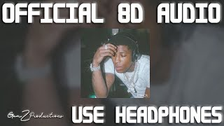 NBA YoungBoy - Murder Business (Official 8D Audio) USE HEADPHONES