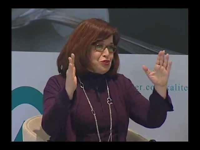 KalDer Kahvaltı Sohbetleri - Yönetim Kadının Hakkıdır - 30 Mart 2012 Part2