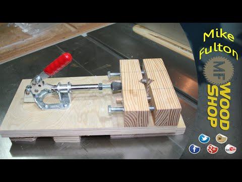 Self Centering Pen Drilling Vise