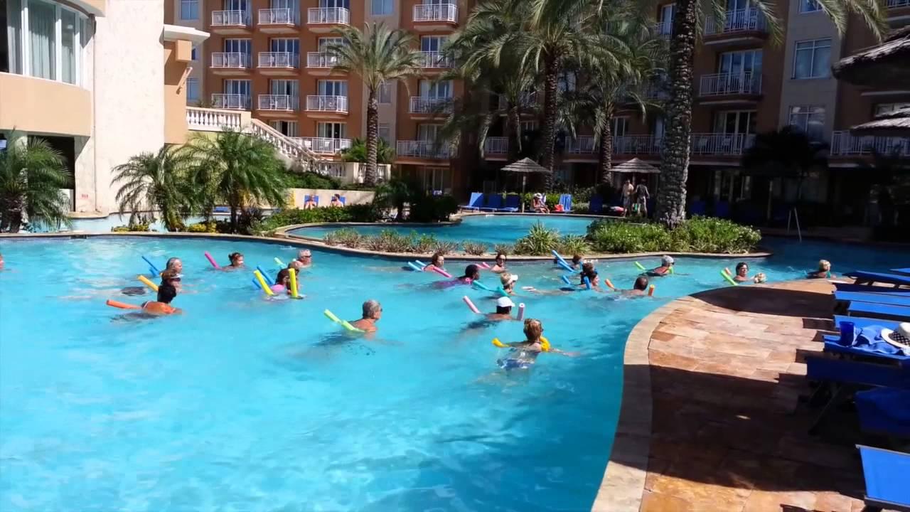 Carlos centeno divi aruba phoenix water aerobics plus for Aruba divi phoenix