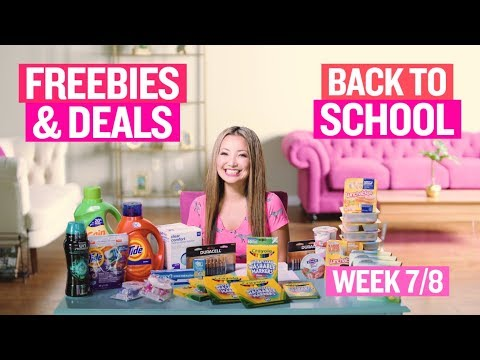 ★ TOP Deals at Target, Office Depot & CVS (Back To School Deals) Week 7/8 – 7/14