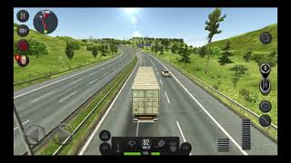 Truck Simulator 2018 : Europe / Android Game/ Game Rock