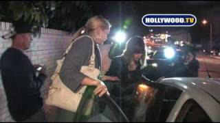 Jessica Alba and Jaime King Have A Girls Night Out