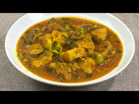 How To Make Fish Curry Recipe • Indian Fish Curry • Cod Curry Recipe • How To Cook Fish Curry