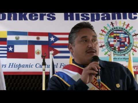 Yonkers Hispanic Day Parade Kickoff