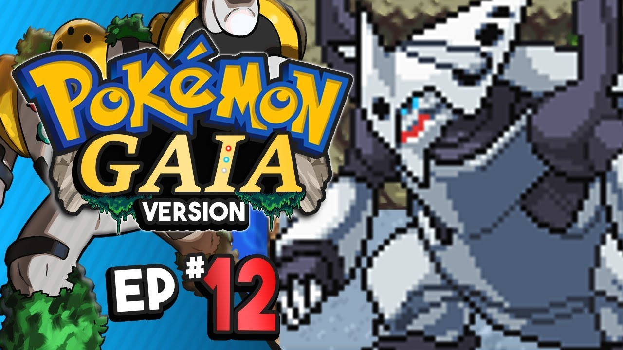 Pokemon Gaia 3.0 GBA Rom Hack part 12 THE CODE! Gameplay Walkthrough -  YouTube