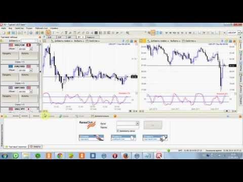 Как установить программу для торговли на рынке форекс Румус