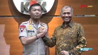 Kunjungan Kapolri Baru Idham Azis Ke KPK, Membahas Ini... - JPNN.com