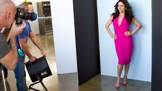 Julia Louis-Dreyfus' Secrets to Staying in Shape | NewBeauty Cover Shoot