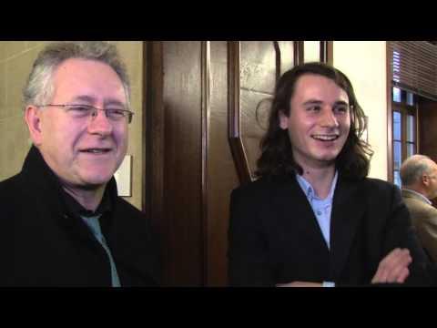 Leibniz-Preise für Bonner Forscher: Peter Scholze und Frank Bradke