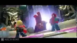 Коды на Лего Марвел Супер Герои (Lego Marvel Super Heroes)