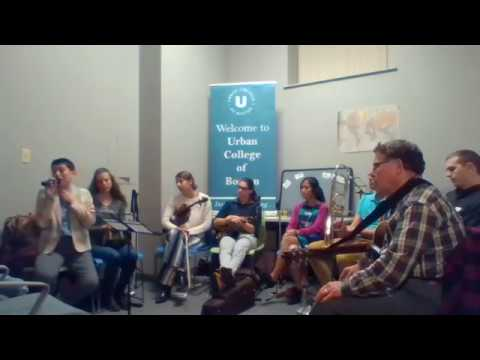 Urban College of Boston Heritage and Musician Panel Part 2