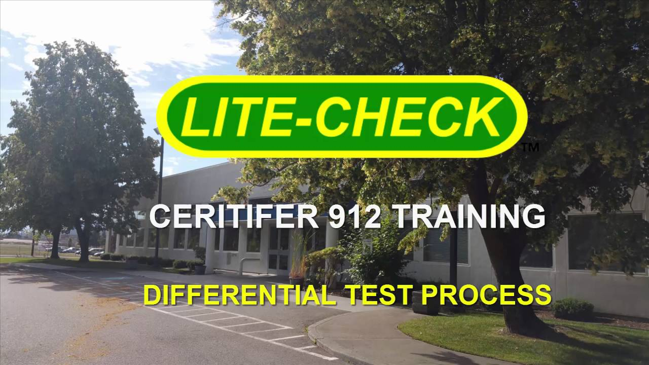 Certifier 912 - Commercial Trailer 121 Brake Timing, Electrical, and
