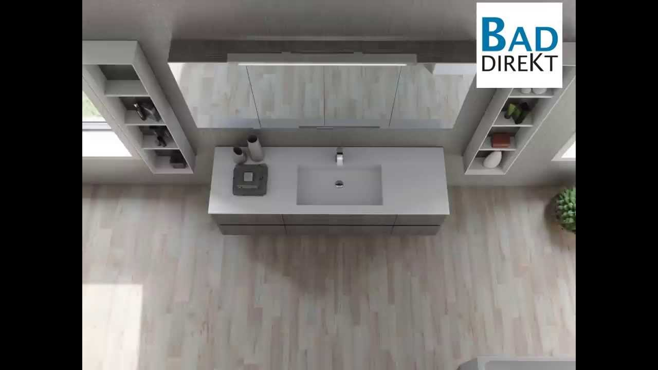 fugenlose waschtische corian tecnoril corian. Black Bedroom Furniture Sets. Home Design Ideas