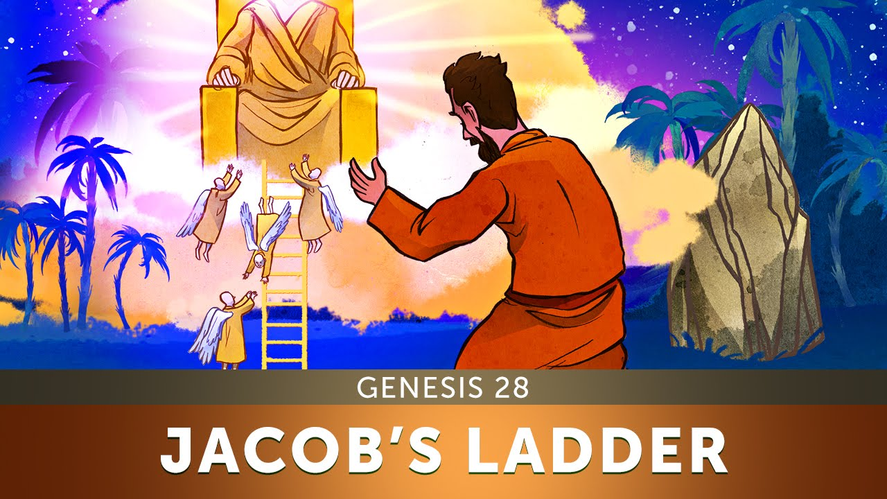 Jacob's Ladder - Genesis 28 | Sunday School Lesson and Bible Teaching  Stories for Kids | Sharefaith