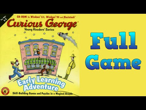 Whoa, I Remember: Curious George Early Learning Adventure