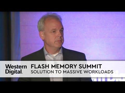 Flash Memory Summit | Solution to Massive Compute Workloads