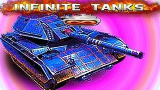 INFINITE TANKS онлайн игра как world of tank танковые бои новая игра крутые танки много режимов