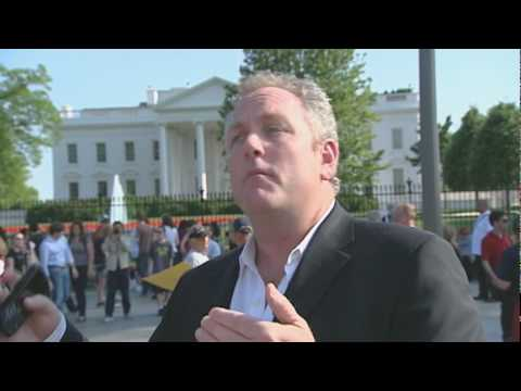 Blogger Andrew Breitbart Talks Tea Party and Racism
