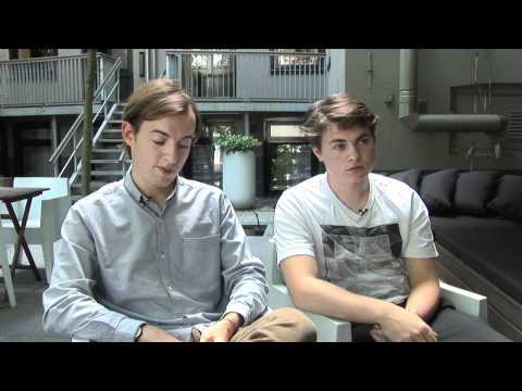 Bombay Bicycle Club interview - Jack Steadman and Ed Nash (part 1)