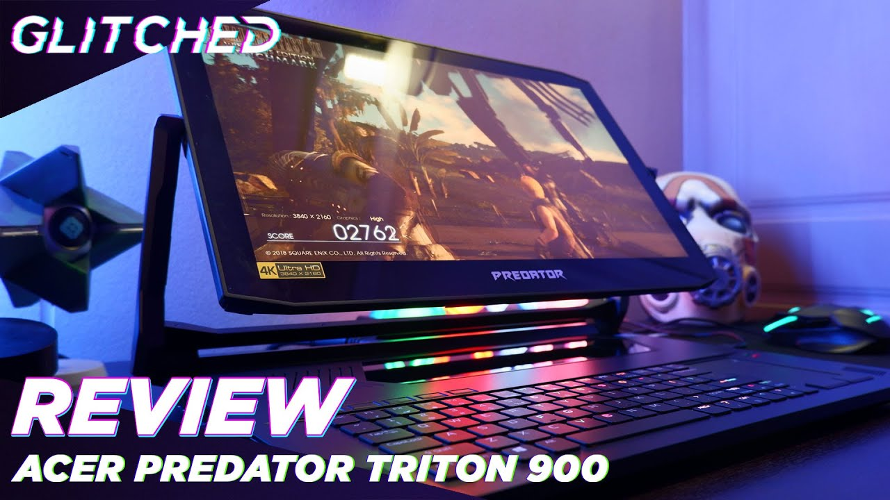Acer Predator Triton 900 Review  - This is One CRAZY Gaming Laptop