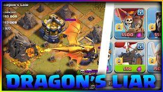 New Clash Of Clans Troops | 25 New Goblin Maps, Dragon's Lair, Giant Skelton | Clash of Clans