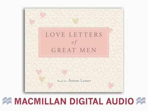 Sex and the city book love letters of great men