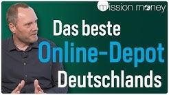 Testbericht: Die besten Online-Depots – so haben wir die Gewinner ermittelt // Mission Money