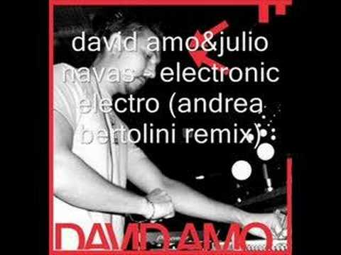 david amo&julio navas - electronic electro(andrea ...