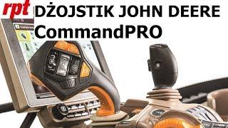 Dżojstik John Deere CommandPRO