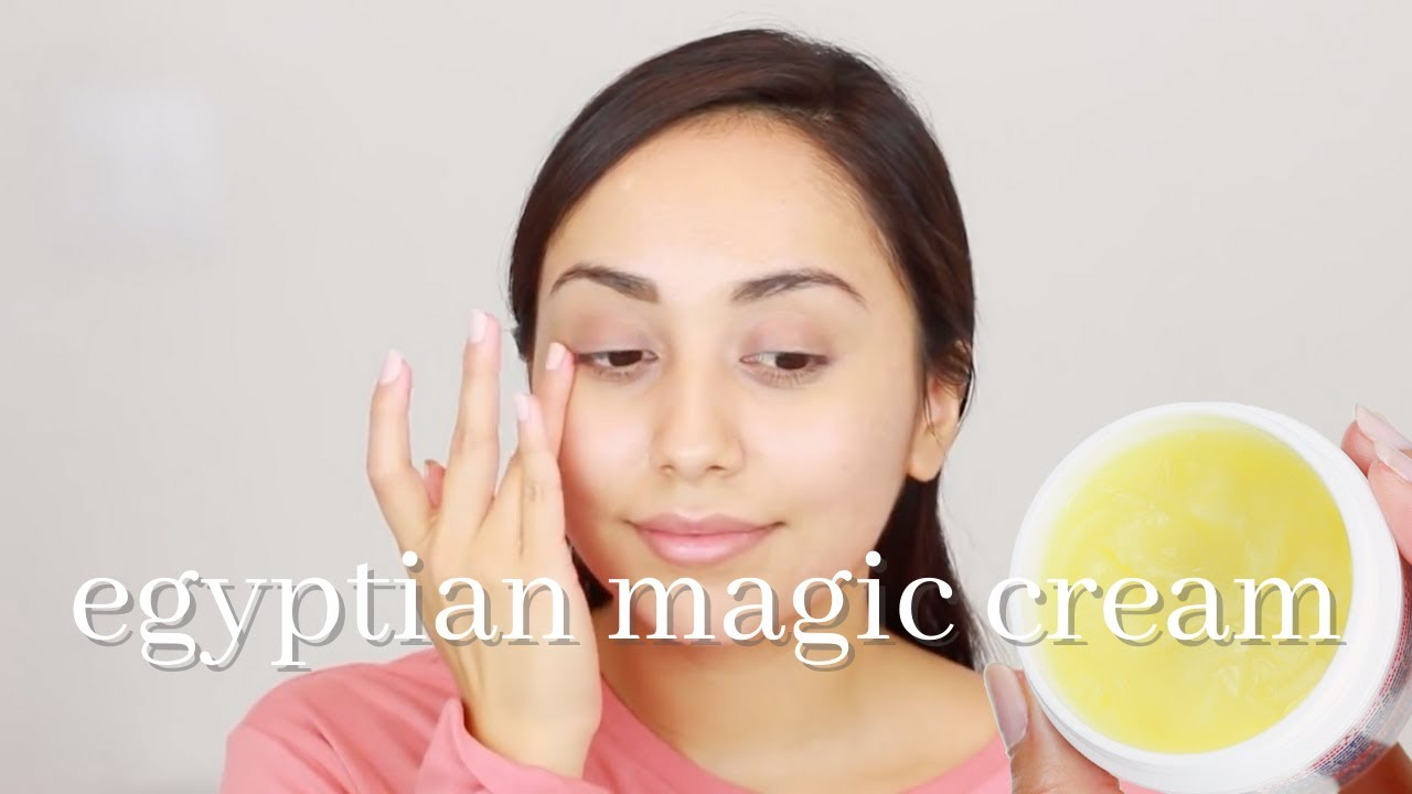 How To Use Egyptian Magic Cream Egyptian Magic Cream Review