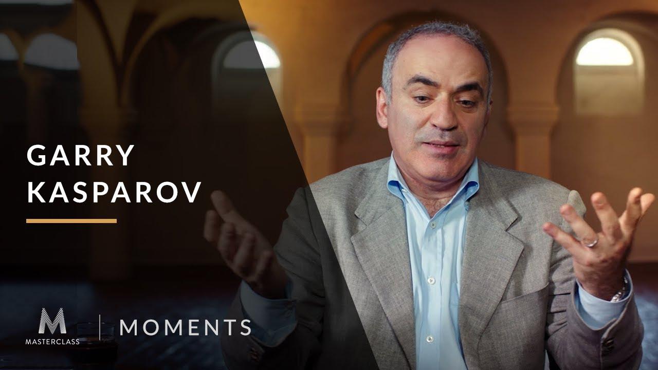 Garry Kasparov Chess Masterclass Review- Master Advice