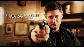 Dean Winchester Don T Put The Blame On Me