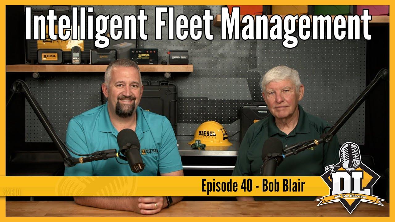 Owner Bob Blair Talks With Diesel Laptops