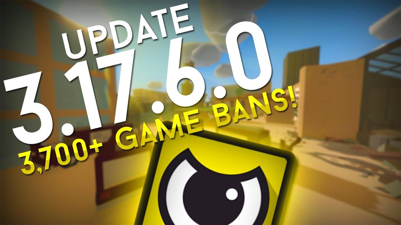 Unturned 31760 3700 GAME BANS Admin GUI Updates More