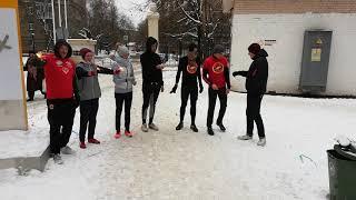 Новогодний кросс Fanat1k.ru
