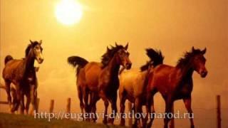 Евгений Дятлов. Вороные кони.