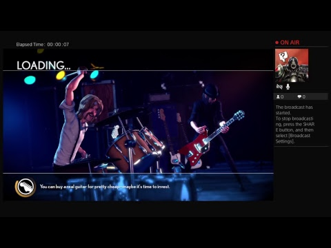 Rock Band 4 Downfall by Trust Company