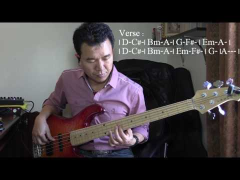 Don Meon - No Other Name but the name of Jesus - Bass Cover