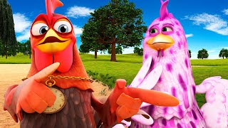 The Hen Loves to Peck and More Songs for Kids