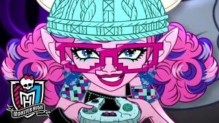 Monster High Россия 💜 Большое путешествие, часть💜Том 6💜Мультфильмы для детей