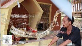 Chuyện lạ Việt Nam - Rắn hổ chúa 5kg dài 4m tu và ăn chay ở Sơn La
