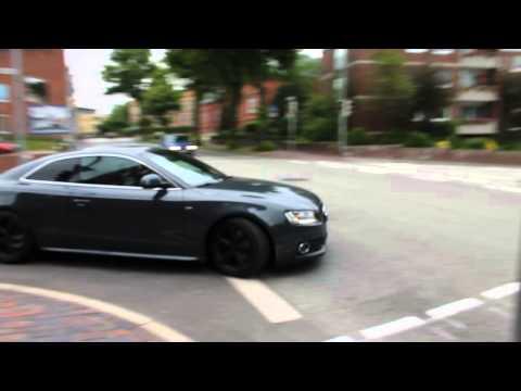 Audi A5, 3.0tdi, Sound